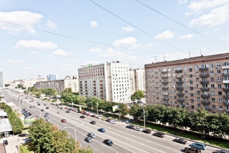 Pogostite.ru - КВАРТИРА-ГОСТИНИЦА ПОСУТОЧНО (Экспоцентр, м. Деловой центр) #2