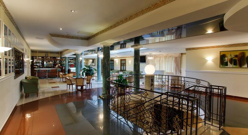 Pogostite.ru - ОЛД СТЕЙТ - Old Estate Hotel and SPA | г. Псков | аквацентр | парковка #9