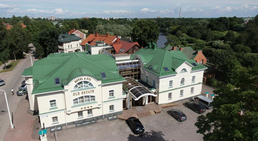 Pogostite.ru - ОЛД СТЕЙТ - Old Estate Hotel and SPA | г. Псков | аквацентр | парковка #2