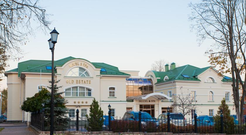 Pogostite.ru - ОЛД СТЕЙТ - Old Estate Hotel and SPA | г. Псков | аквацентр | парковка #1