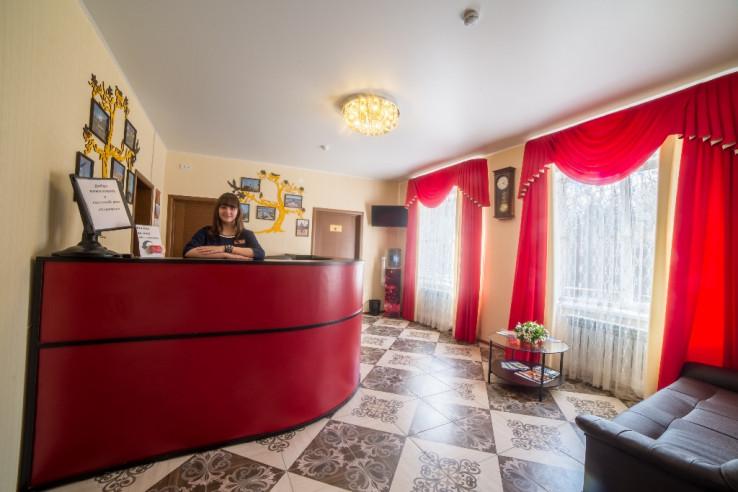 Pogostite.ru - Теремок Московский | Тверь | Парковка #15