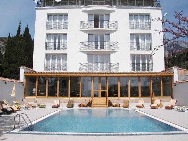 Pogostite.ru - Парк Отель Симеиз | Симеиз | 90 метров от галечного пляжа | Wi-Fi | #3