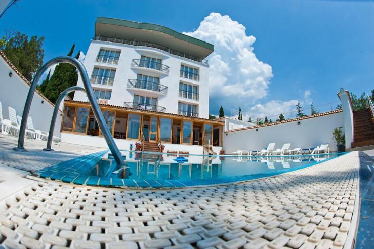 Pogostite.ru - Парк Отель Симеиз | Симеиз | 90 метров от галечного пляжа | Wi-Fi | #4