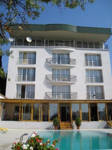 Pogostite.ru - Парк Отель Симеиз | Симеиз | 90 метров от галечного пляжа | Wi-Fi | #1