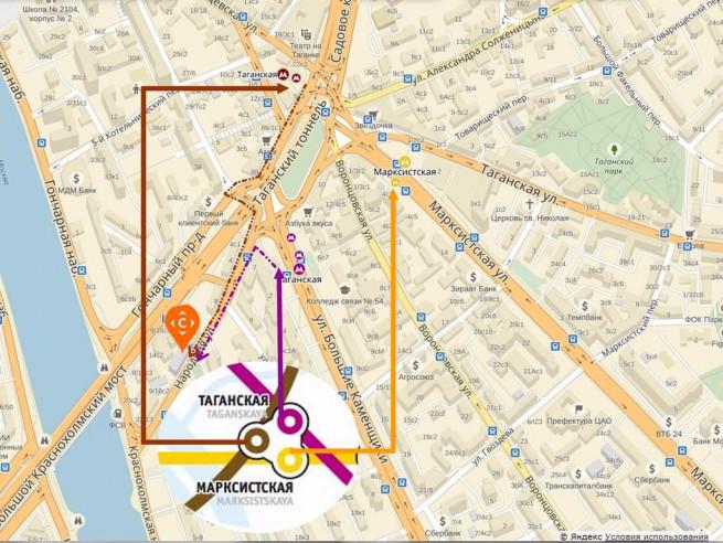 Pogostite.ru - CAPSULA - КАПСУЛА Капсульный отель | м. Таганская, Марксистская | Парковка #36