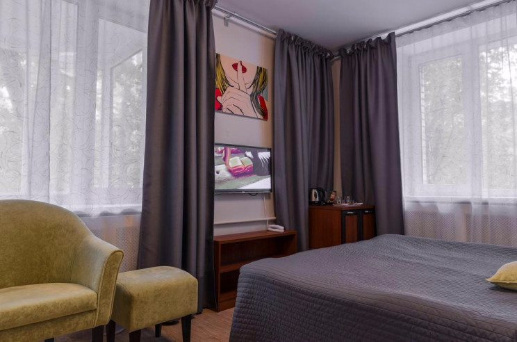 Pogostite.ru - Квартира № 2 | м. Парк Культуры | Wi-Fi #11