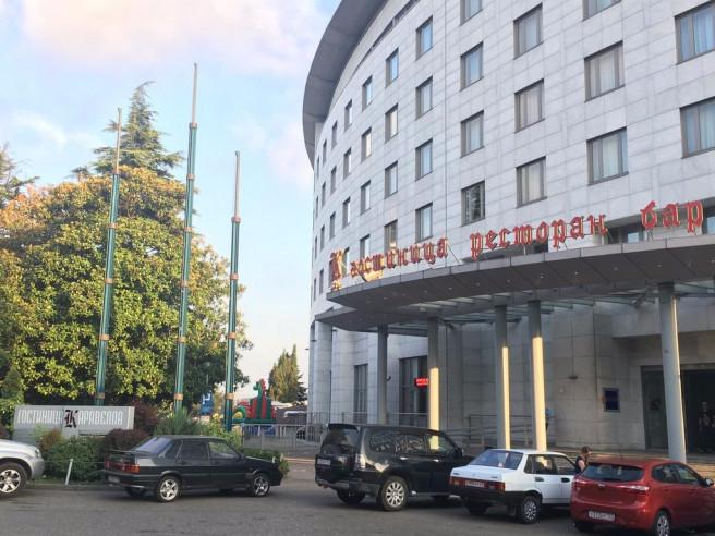 Pogostite.ru - Каравелла | Туапсе | Парковка #3