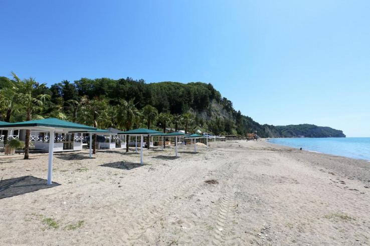 Pogostite.ru - территория пляжа #9