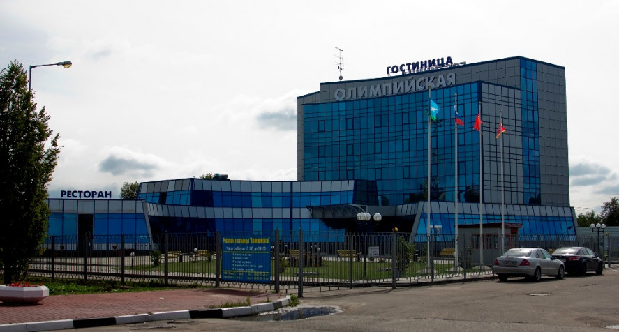 Pogostite.ru - Олимпийская #2