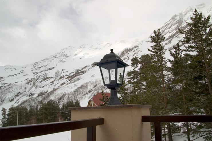 Pogostite.ru - Балкария | Поляна Азау | Парковка | Катание на лыжах #6