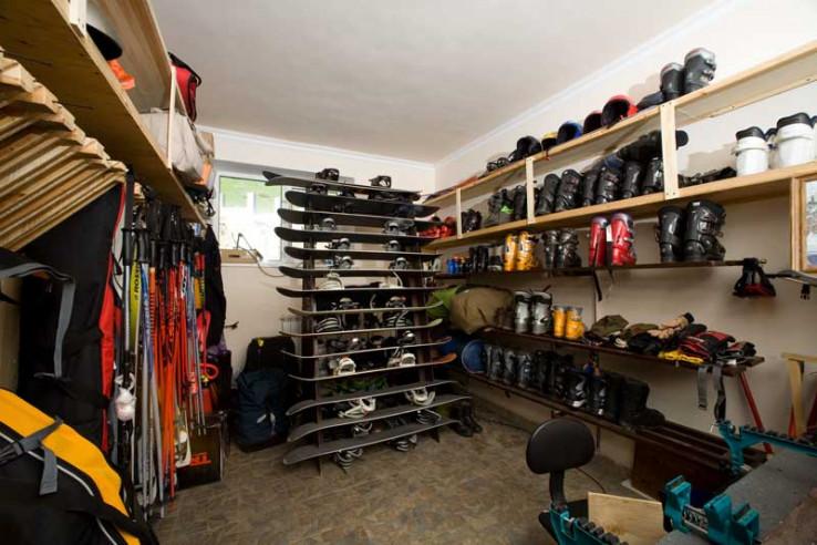 Pogostite.ru - Балкария | Поляна Азау | Парковка | Катание на лыжах #23