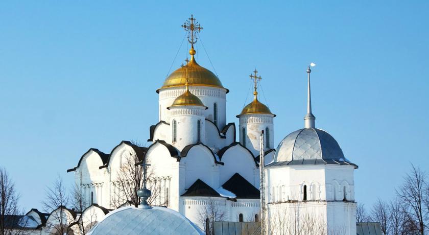 Pogostite.ru - Медный Двор | Суздаль | река Каменка | Парковка #26