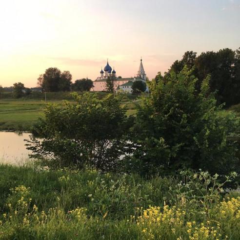 Pogostite.ru - Медный Двор | Суздаль | река Каменка | Парковка #25
