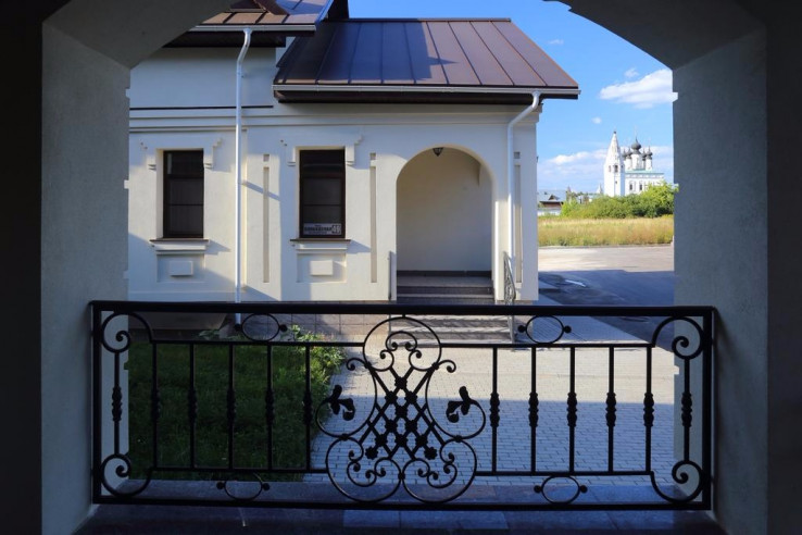 Pogostite.ru - Медный Двор | Суздаль | река Каменка | Парковка #20