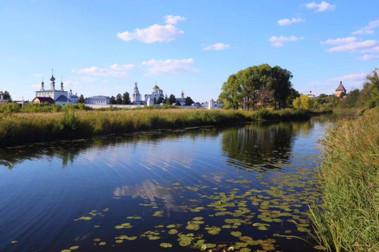 Pogostite.ru - Медный Двор | Суздаль | река Каменка | Парковка #22