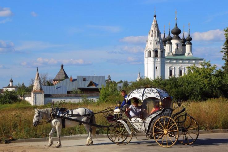 Pogostite.ru - Медный Двор | Суздаль | река Каменка | Парковка #21