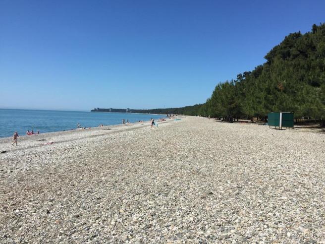 Pogostite.ru - ДИОНИСИЙ | Пицунда | пляж 1-я линия #7