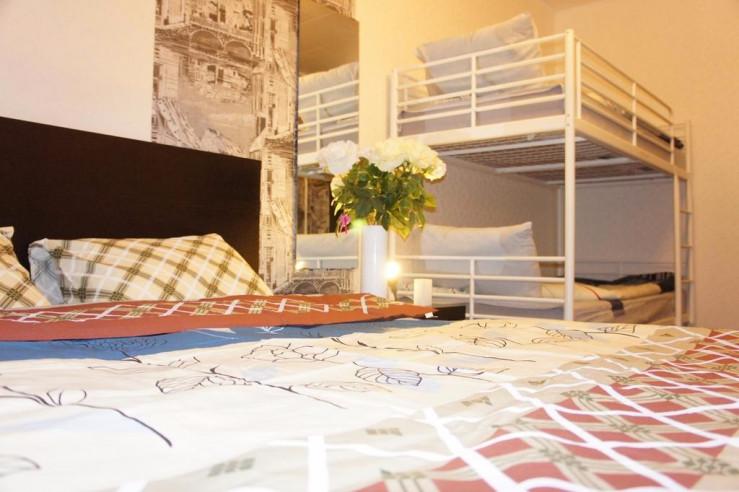 Pogostite.ru - Fresh Hostel на Арбате | Москва | м. Арбатская | парковка #12