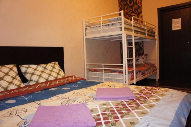 Pogostite.ru - Fresh Hostel на Арбате | Москва | м. Арбатская | парковка #1