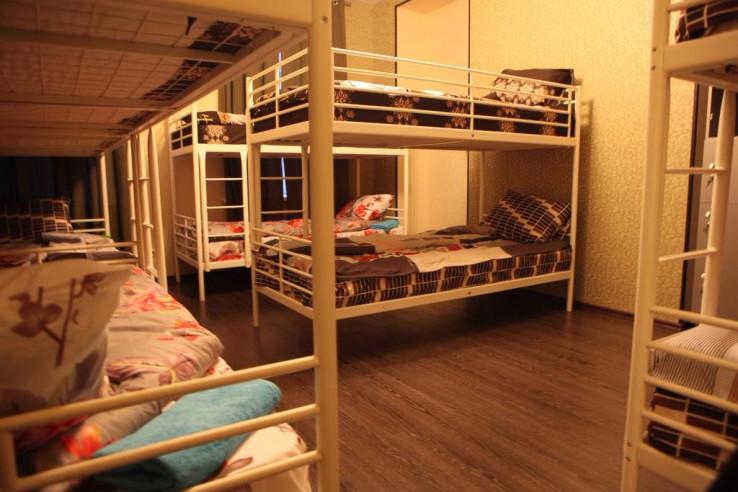 Pogostite.ru - Fresh Hostel на Арбате | Москва | м. Арбатская | парковка #5
