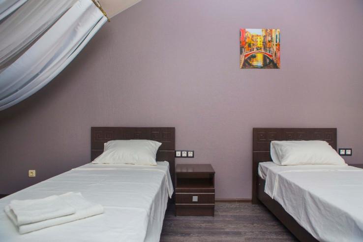 Pogostite.ru - Boutique Hotel Loft | Бутик-отель Лофт | Самара | р. Волга | Парковка #3