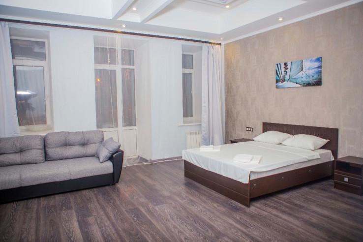 Pogostite.ru - Boutique Hotel Loft | Бутик-отель Лофт | Самара | р. Волга | Парковка #4