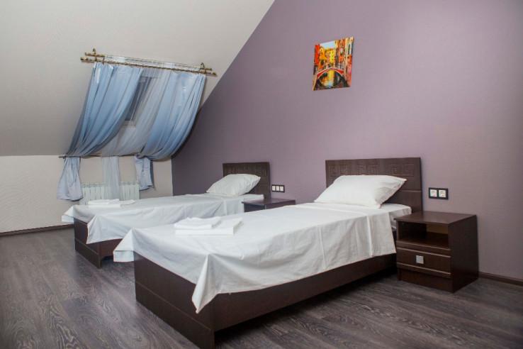 Pogostite.ru - Boutique Hotel Loft | Бутик-отель Лофт | Самара | р. Волга | Парковка #8