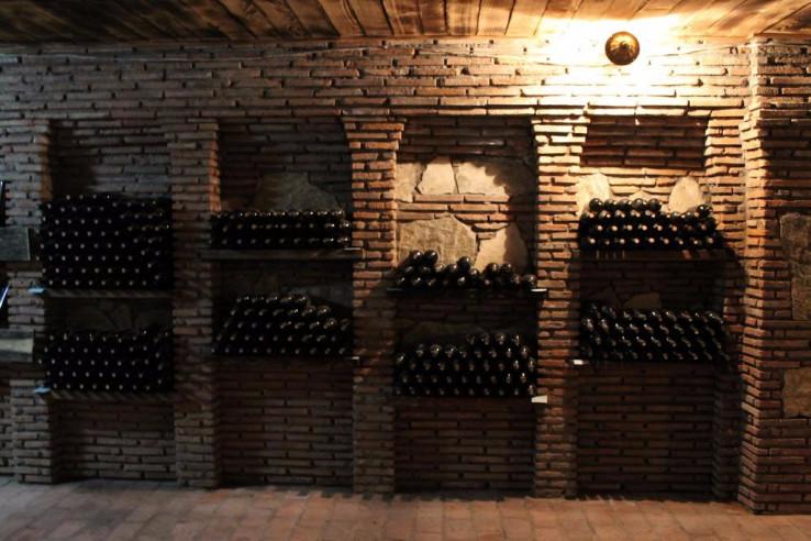Pogostite.ru - Twins Old Cellar | Напареули | Парковка #10