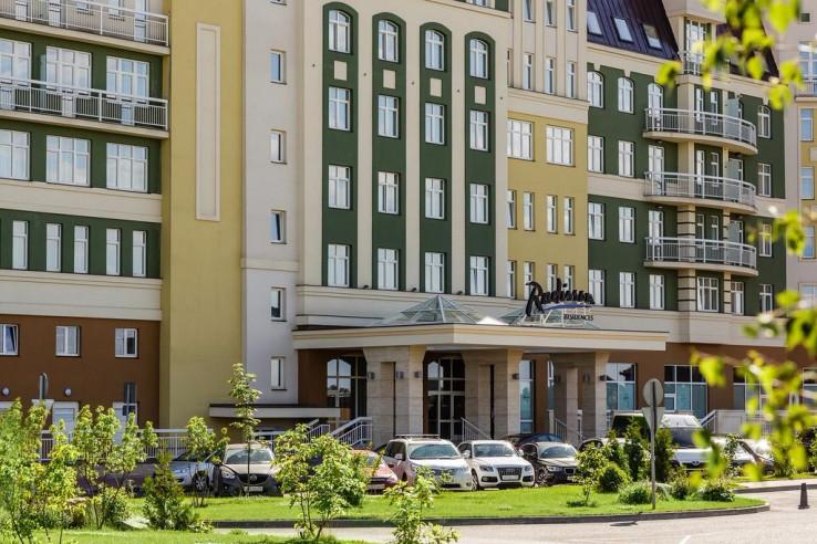 Pogostite.ru - Radisson Residences | Завидово #3