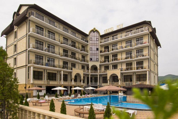 Pogostite.ru - Hotel Grand Noy - Отель Гранд Ной #1