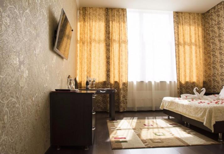 Pogostite.ru - Baden-Baden Mitel - Мотель Баден-Баден | Крымск #5