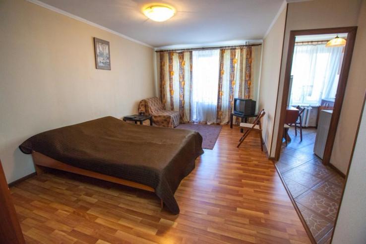 Pogostite.ru - Апартаменты Брусника Серпуховская | Москва | м. Серпуховская | парковка #8