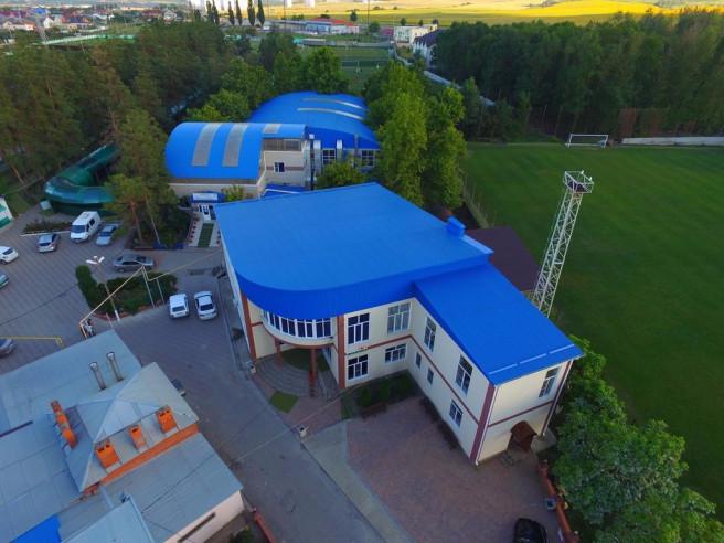 Pogostite.ru - Гигант   Крымск   парк Тельмана   парковка #3