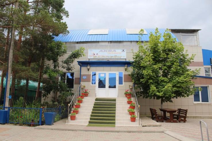 Pogostite.ru - Гигант   Крымск   парк Тельмана   парковка #6
