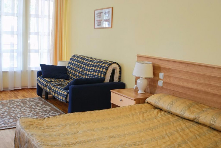 Pogostite.ru - Talisman Village Hotel | Талисман | Бостери | о. Иссык-Куль | Парковка #24