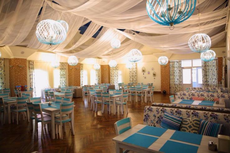 Pogostite.ru - Talisman Village Hotel | Талисман | Бостери | о. Иссык-Куль | Парковка #10