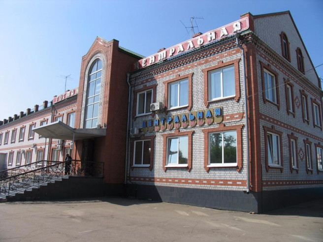 Pogostite.ru - Central | Центральная | Рубцовск | р. Алей | Парковка #1