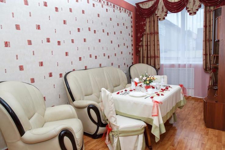 Pogostite.ru - Central | Центральная | Рубцовск | р. Алей | Парковка #11