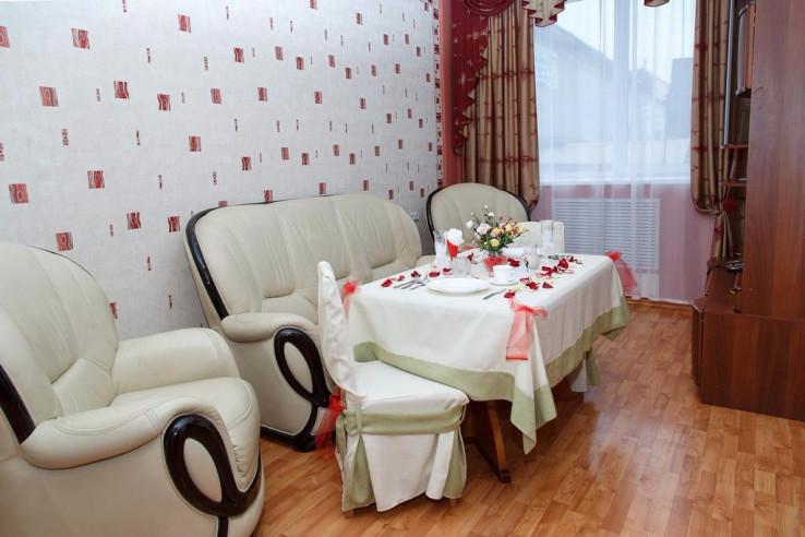 Pogostite.ru - Central | Центральная | Рубцовск | р. Алей | Парковка #9