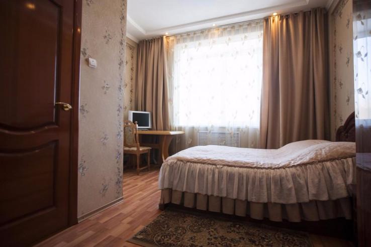 Pogostite.ru - Central | Центральная | Рубцовск | р. Алей | Парковка #12