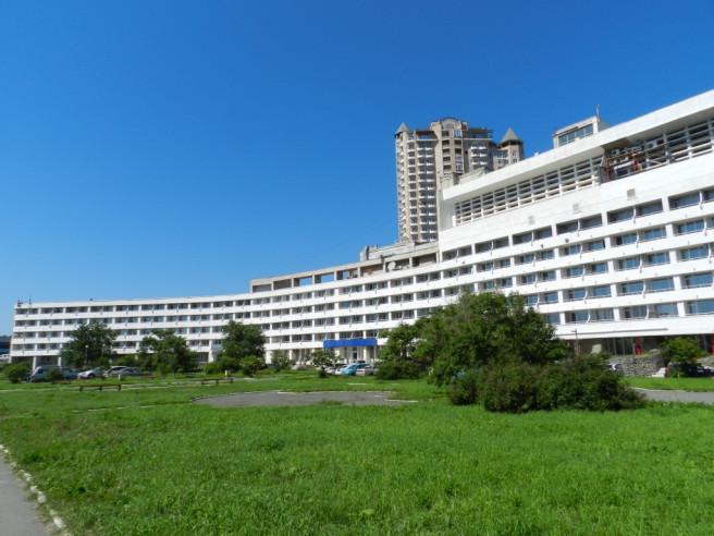 Pogostite.ru - АЗИМУТ Гостиничный Комплекс (г. Владивосток, центр) #1