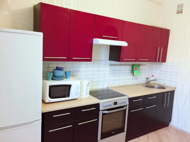 Pogostite.ru - Апартаменты на Путилковском шоссе | Горнольжный курорт Вэйпарк | Парковка | #2