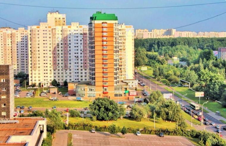 Pogostite.ru -  на Островитянова | Москва | м. Тропарёво | Парковка #1