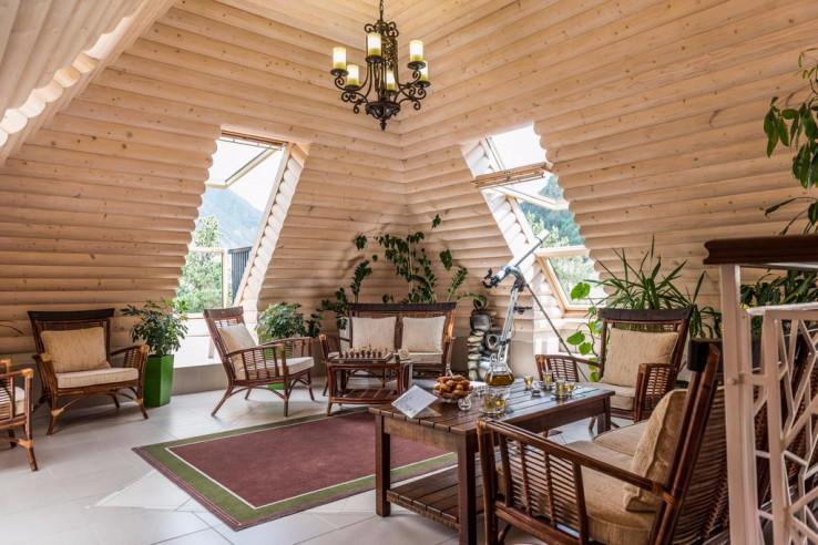 Pogostite.ru - Sky Эльбрус | Горнолыжный курорт Приэльбрусье | г. Эльбрус | Парковка #31