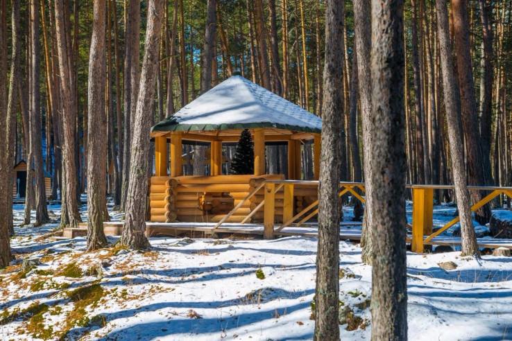Pogostite.ru - Sky Эльбрус | Горнолыжный курорт Приэльбрусье | г. Эльбрус | Парковка #8