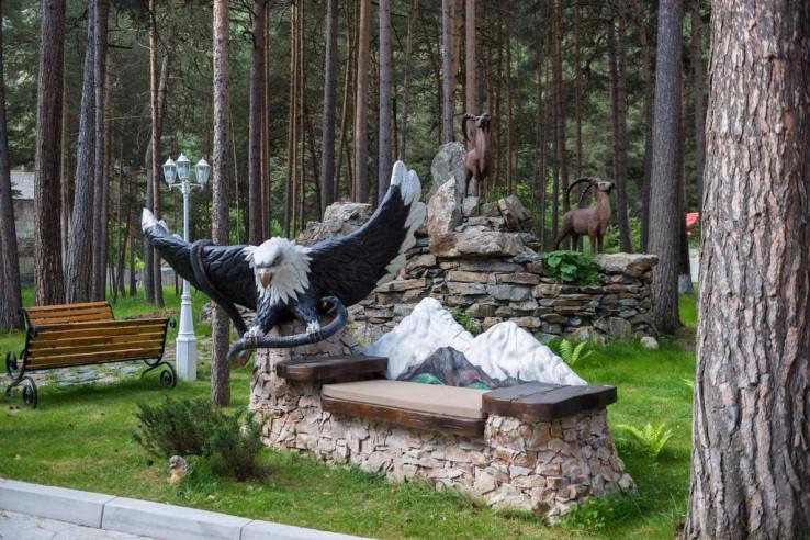 Pogostite.ru - Sky Эльбрус | Горнолыжный курорт Приэльбрусье | г. Эльбрус | Парковка #38