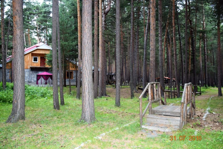 Pogostite.ru - Марал | Горнолыжный курорт Приэльбрусье | г. Эльбрус | Парковка #3