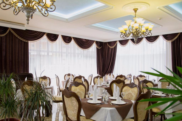 Pogostite.ru - ANI Boutique Hotel   Олимпийский парк Сочи   Черное море   Парковка #12