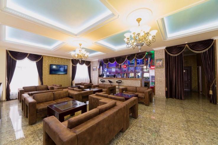 Pogostite.ru - ANI Boutique Hotel | Олимпийский парк Сочи | Черное море | Парковка #20
