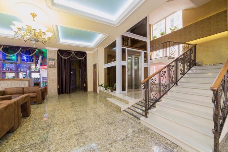 Pogostite.ru - ANI Boutique Hotel | Олимпийский парк Сочи | Черное море | Парковка #22